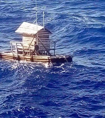 O incrível caso do jovem que sobreviveu 49 dias à deriva no mar