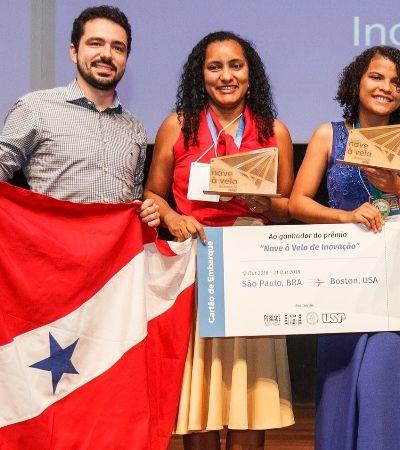 Aluna de escola pública do Pará vai aos EUA falar de projeto sobre uso de lixo na Amazônia