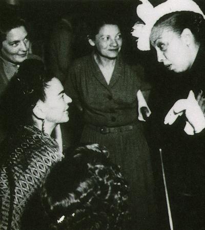 A lenda (e a foto) do encontro épico entre Frida Kahlo e Josephine Baker