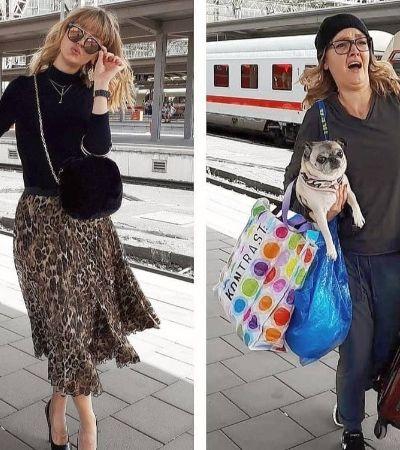Instagram X realidade: artista alemã brinca com a verdade por trás das fotos 'perfeitas'