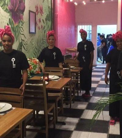 Restaurante de sucesso dentro de presídio em Cartagena ajuda detentas a se preparar para retorno à liberdade