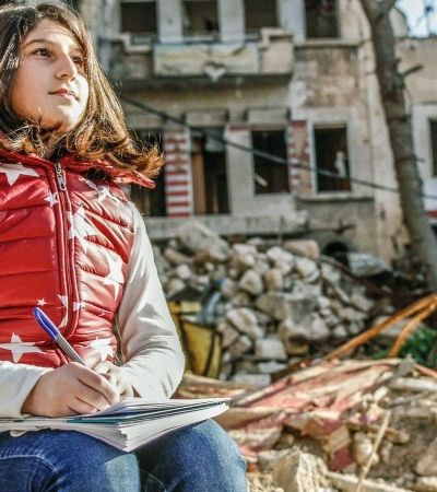 O Diário de Myriam: relato de menina sobre guerra síria chega ao Brasil graças a mobilização infantil