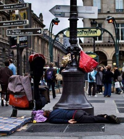 Fotógrafo viajante registra uma Paris que os guias turísticos não mostram