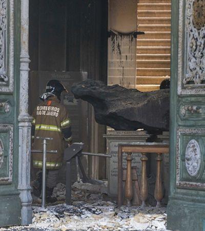 Arquiteto denunciou risco de incêndio no Museu Nacional ao MP 37 dias antes da tragédia