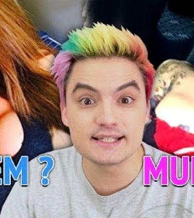 'Brincadeira' transfóbica de Felipe Neto reforça preconceito e revolta youtubers trans