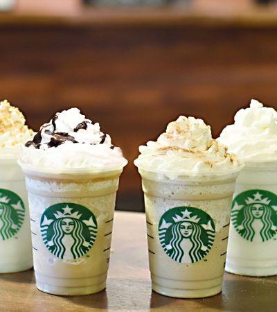 Compre um frappuccino e ganhe outro: Hoje, num Starbucks perto de você