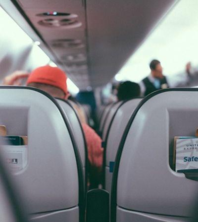 Companhias aéreas são acusadas de acobertar casos de masturbação durante voos