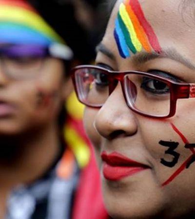 Índia derruba lei que há 160 anos criminalizava homossexualidade