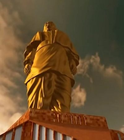Conheça a (nova) maior estátua do mundo que está prestes a ser concluída