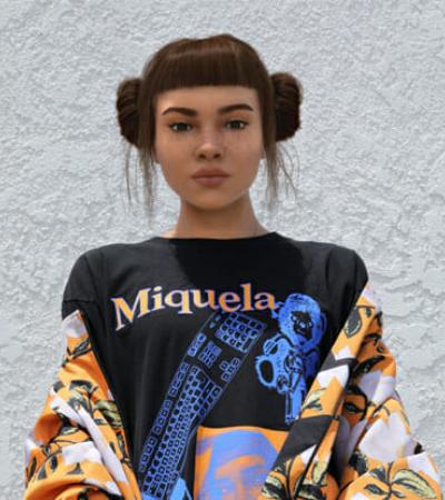 'Black Mirror' do dia: Moda já tem influenciadora robô com 1,4 milhão de seguidores