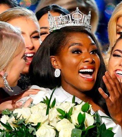 'Miss America' troca biquíni por valorização da beleza interior