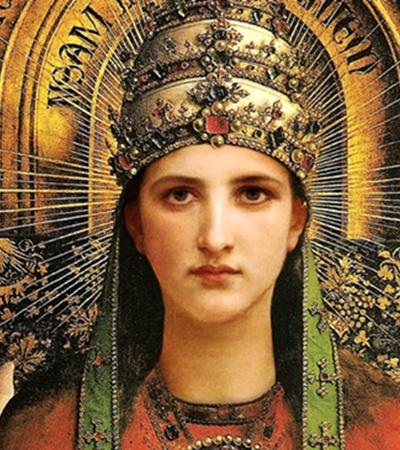 Arqueólogos revelam provas de que mulher foi papa