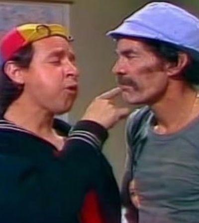 Bonecos de Quico e Seu Madruga lançados pelo SBT impressionam pela semelhança