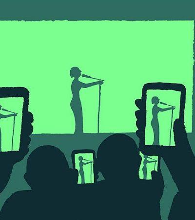 Ilustrador francês cria série para a gente rir de nossa dependência da tecnologia
