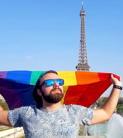 Como teste para Olimpíadas, Paris recebeu megaevento LGBT+ | Viaja Bi! #1