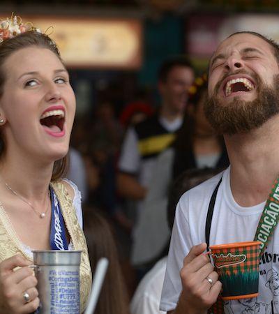 Festival de sabores: a Oktoberfest vai muito além da cerveja