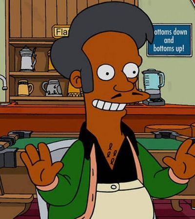 Por que estão pensando em banir o personagem Apu de 'Os Simpsons'