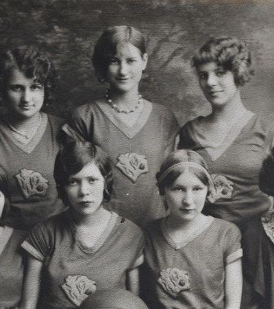 Esta equipe de basquete feminino da década de 1920 é apenas maravilhosa