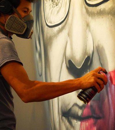 4ª Bienal do Graffiti reúne artistas do mundo inteiro em São Paulo