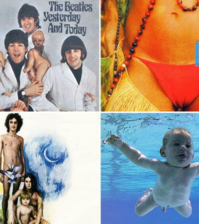10 das capas de discos censuradas mais incríveis de todos os tempos