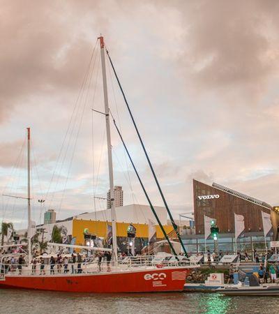 Primeiro veleiro de expedições científicas oceanográficas do Brasil está prestes a zarpar de Florianópolis