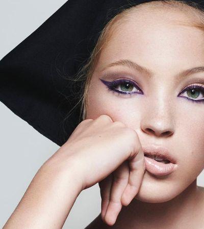 Aos 16, filha de Kate Moss estrela primeira grande campanha e impressiona por semelhança com a mãe
