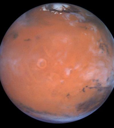Cientistas dizem que Marte pode abrigar vida abaixo da superfície