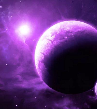 Ciência diz que vidas alienígenas e primitivas da Terra poderiam ser roxas