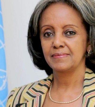 Enquanto isso tudo rola no Brasil, a Etiópia elege sua primeira mulher presidente