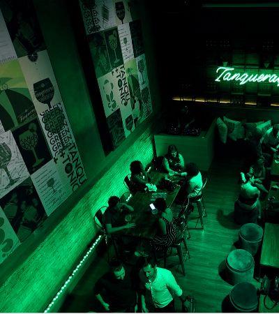 Gin Tanqueray inaugura pop up bar perfeito para amantes da bebida e suas misturas
