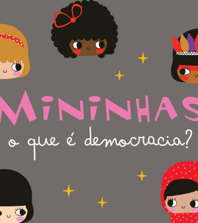Série 'Mininhas' ensina o que é democracia com didática e muita fofura