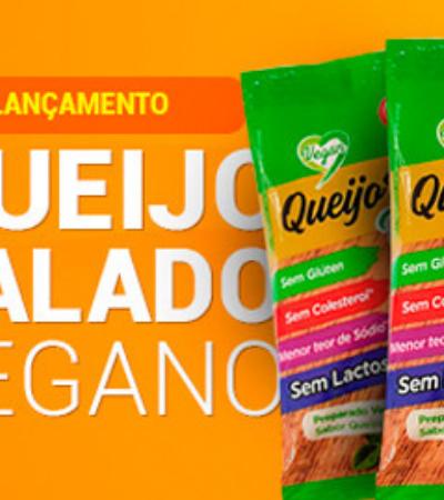 Marca brasileira promete queijo ralado vegano a preço competitivo