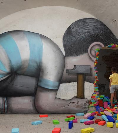 França inaugura museu a céu aberto dedicado apenas à Street Art