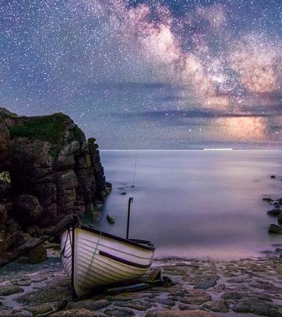 Livro compila as melhores fotografias de paisagem da Inglaterra e o resultado é fascinante