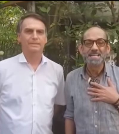 Em véspera de pesquisa, Bolsonaro tenta apagar histórico homofóbico com vídeo pró-gays