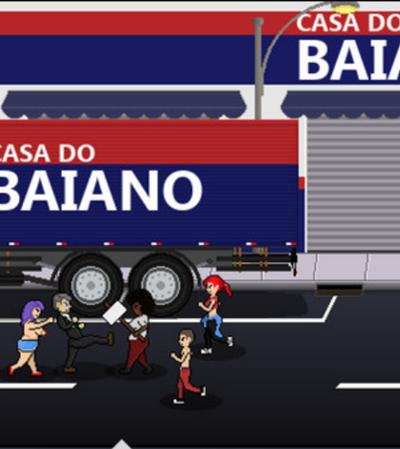 Bolsonaro vira 'mito' e espanca feministas, negros e gays em jogo