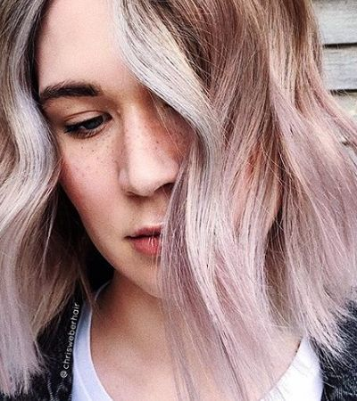 'Baunilha lilás' é a mais nova tendência para cor de cabelo