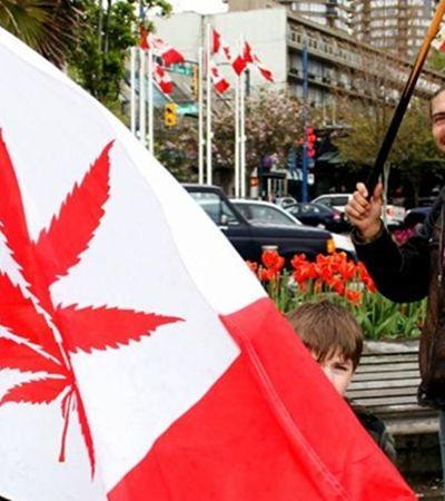 Legalização da Maconha no Canadá começa a valer nesta quarta