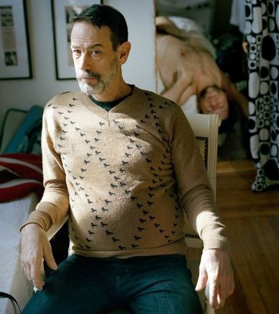 Retratos íntimos e delicados homenageiam comunidade gay de idade avançada [NSFW]