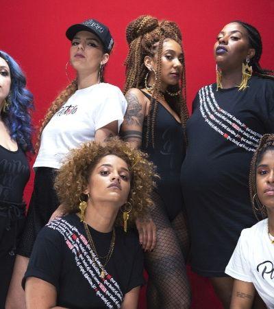 Lab Fantasma lança coleção de streetwear em parceria com Slam das Minas