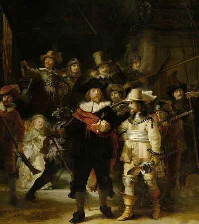 Restauração de tela de Rembrandt será transmitida ao vivo pela internet