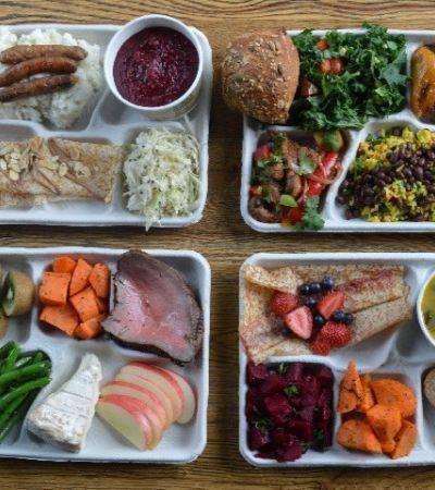Ensaio fotográfico ilustra o que as crianças comem nas escolas ao redor do mundo