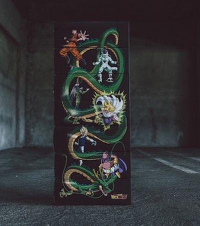 Coleção completa 'Adidas X Dragon Ball Z' é finalmente revelada