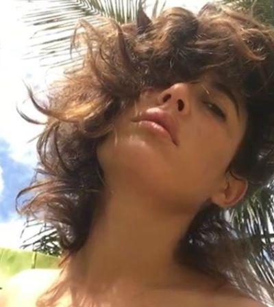 Giselle Itié diz que feminismo ajudou na superação de estupro sofrido aos 17 anos