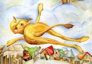 Ela pintou 12 gatos no estilo de 12 artistas consagrados e o resultado é adorável