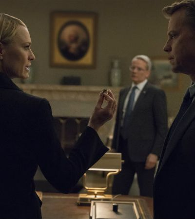 Exclusivo: Roteiristas da série 'House of Cards' contam os rumos da última temporada