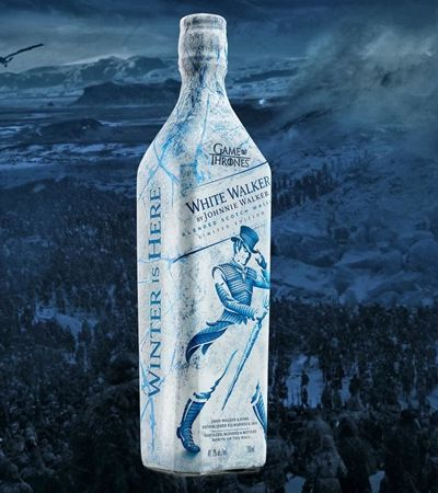 Johnnie Walker apresenta novo uísque inspirado em Game of Thrones