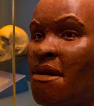 Crânio de Luzia, fóssil mais antigo das Américas, é localizado em escombros do Museu Nacional