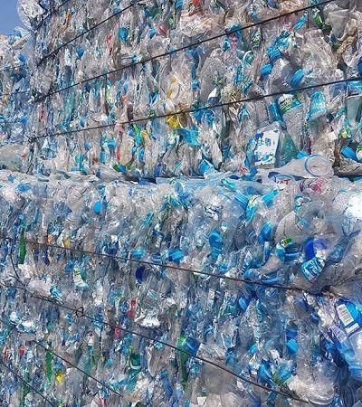 MacRebur: empresa que constrói estradas com plástico retirado dos oceanos