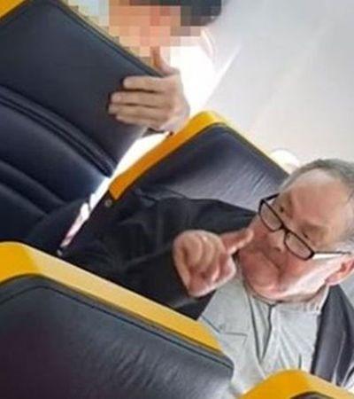 Companhia aérea é acusada de omissão diante de racista descontrolado